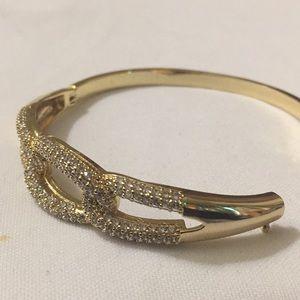 Abby star Jewelry - 18 karat bangle